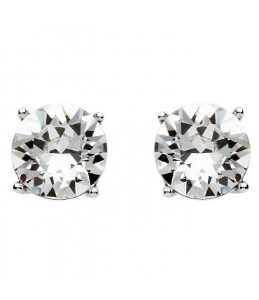 Sterling Silver Swarovski Earrings - Shanore ST23